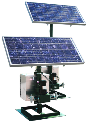 Solar Chemical Pump