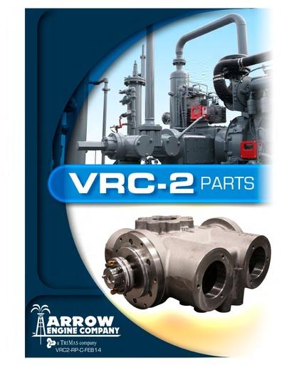 VRC-2 Compressor Parts Manual