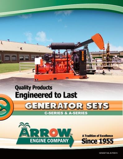 Generator Sets Brochure