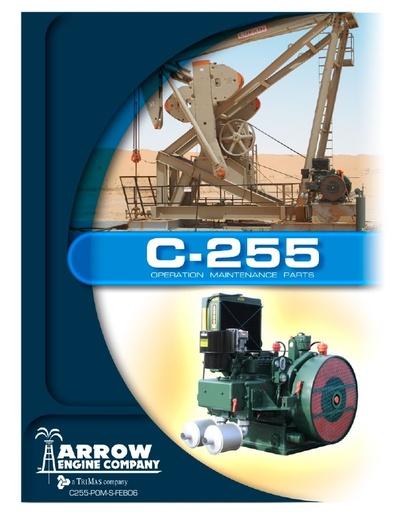 C-255 Operation Maintenance Parts