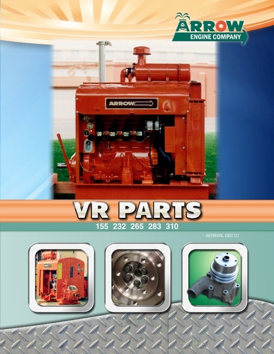 VR Legacy Model Parts