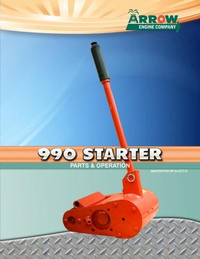 Arrow 990 Starter Manual
