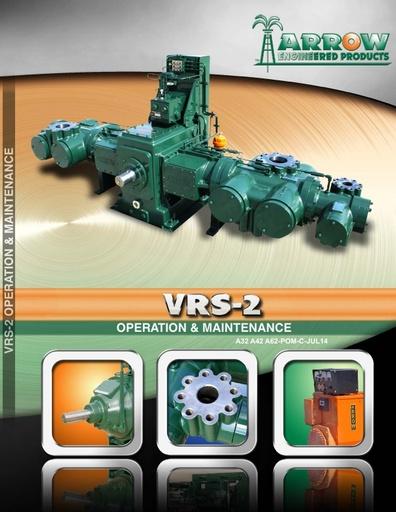 VRS-2 Operation & Maintenance Manual