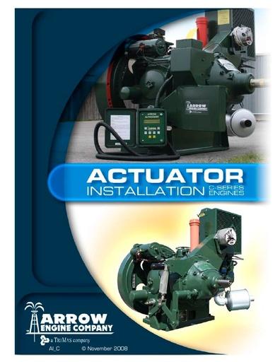 Clutch Actuator Installation