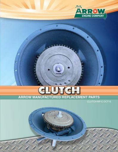 Arrow Clutch Book
