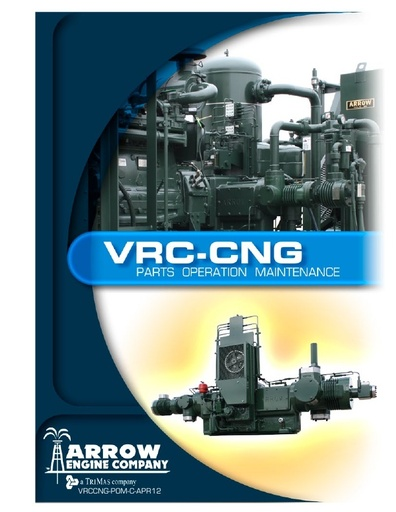 VRC-CNG Compressor Book